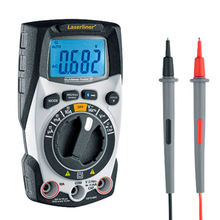 Laserliner MultiMeter Pocket XP